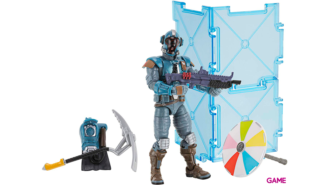 Figura Fortnite Early Game Survival Kit: The Visitor