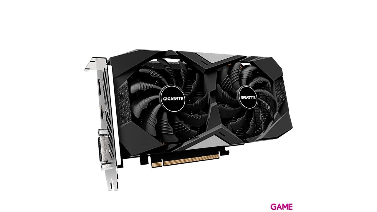 GIGABYTE GeForce GTX 1650 SUPER WINDFORCE OC 4GB GDDR6 - Tarjeta Gráfica Gaming