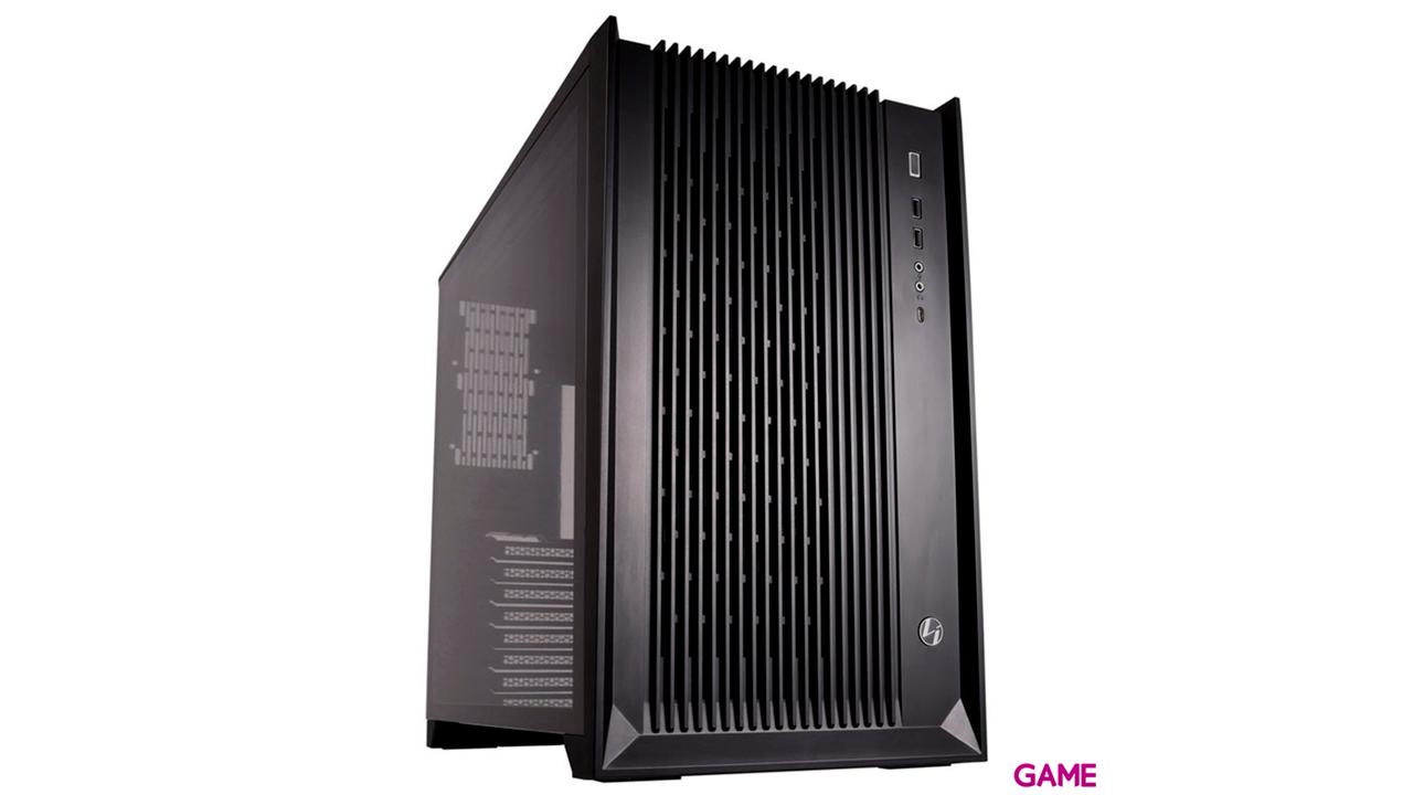 Lian Li PC-011 AIR RGB Negra - Caja de Ordenador