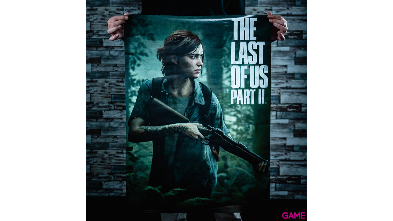 Poster The Last of Us 2 Ellie