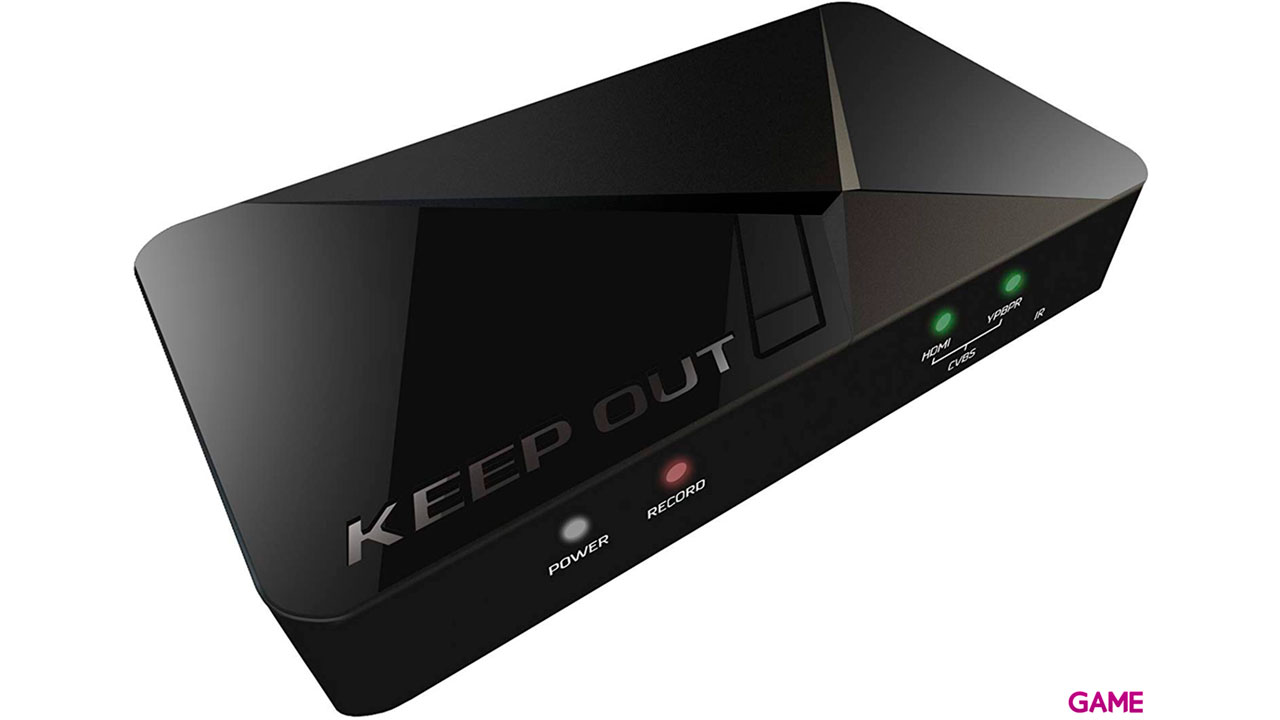 Keep Out SX300 HD