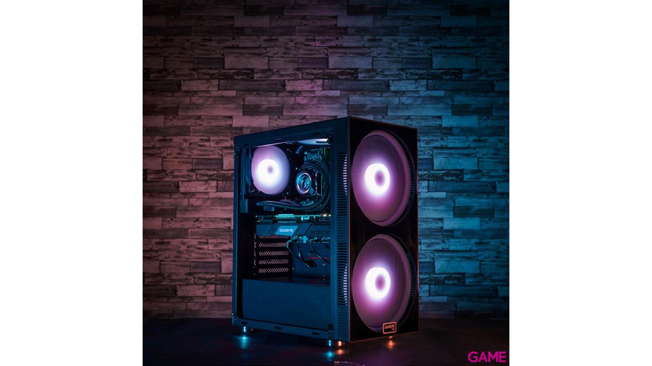 GAMEPC PRO P51T - i5-9600K - RTX 2060 SUPER 8GB - 16GB RAM - 1TB HDD + 240GB SSD - SOBREMESA GAMING