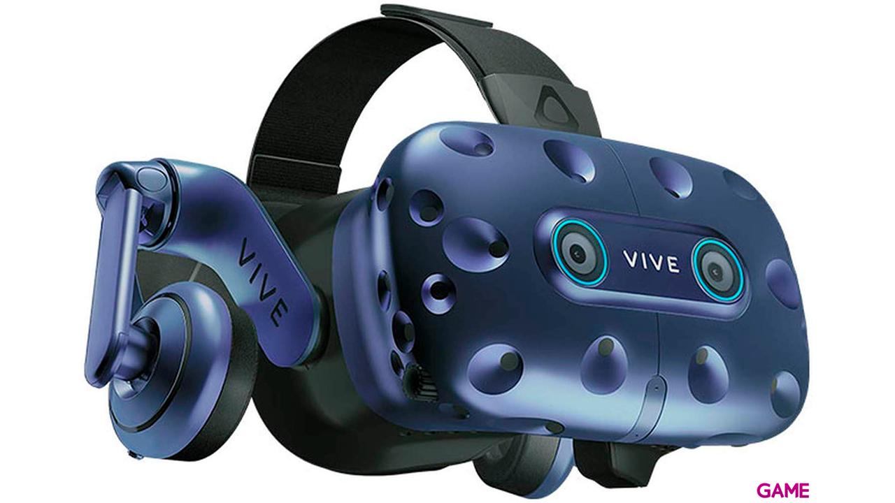 HTC Vive PRO EYE - Kit Completo - Gafas de Realidad Virtual