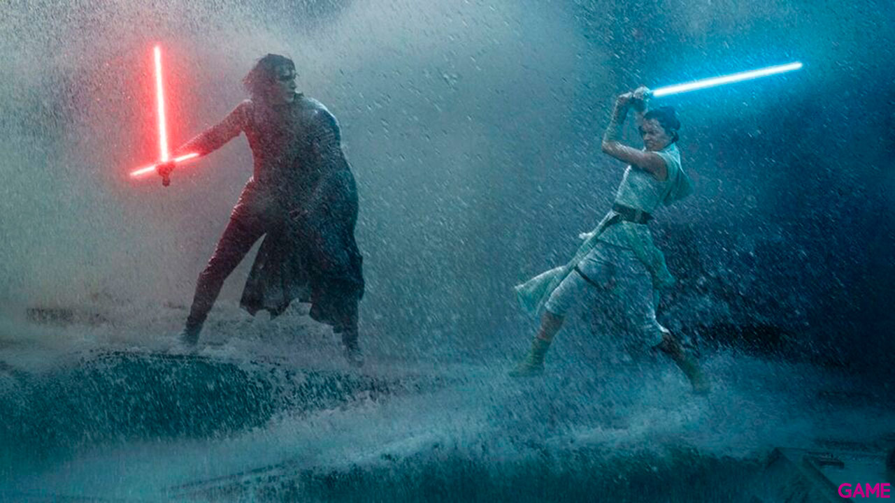 Star Wars - El Ascenso de Skywalker