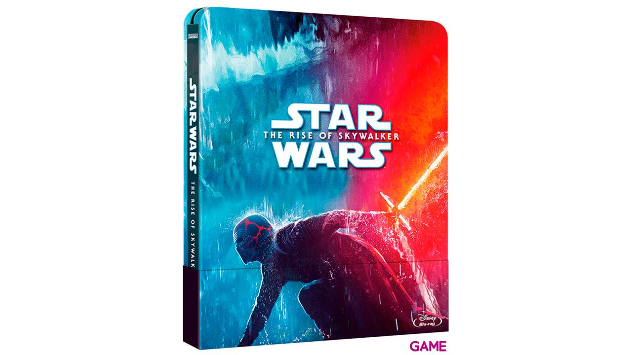 Star Wars - El Ascenso de Skywalker - Steelbook