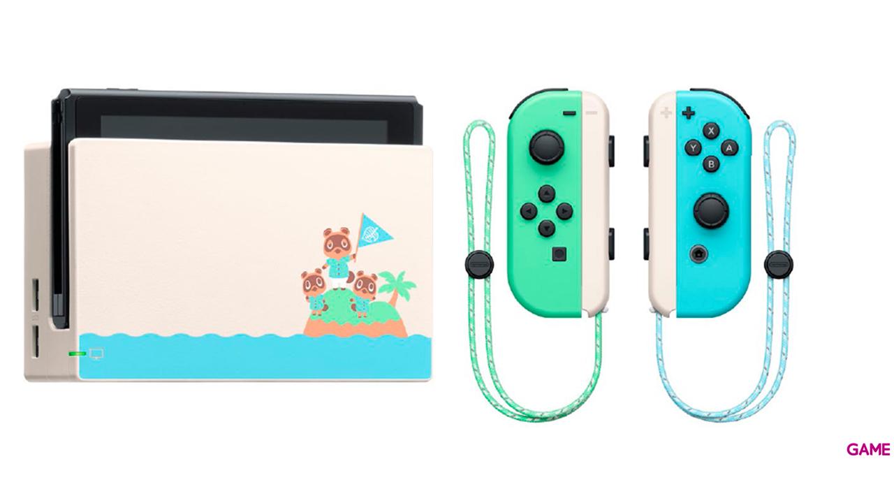 Nintendo Switch Ed. Animal Crossing: New Horizons
