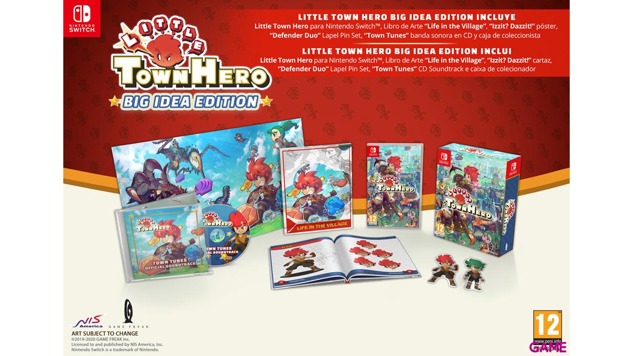 Little Town Hero - Big Idea Edition