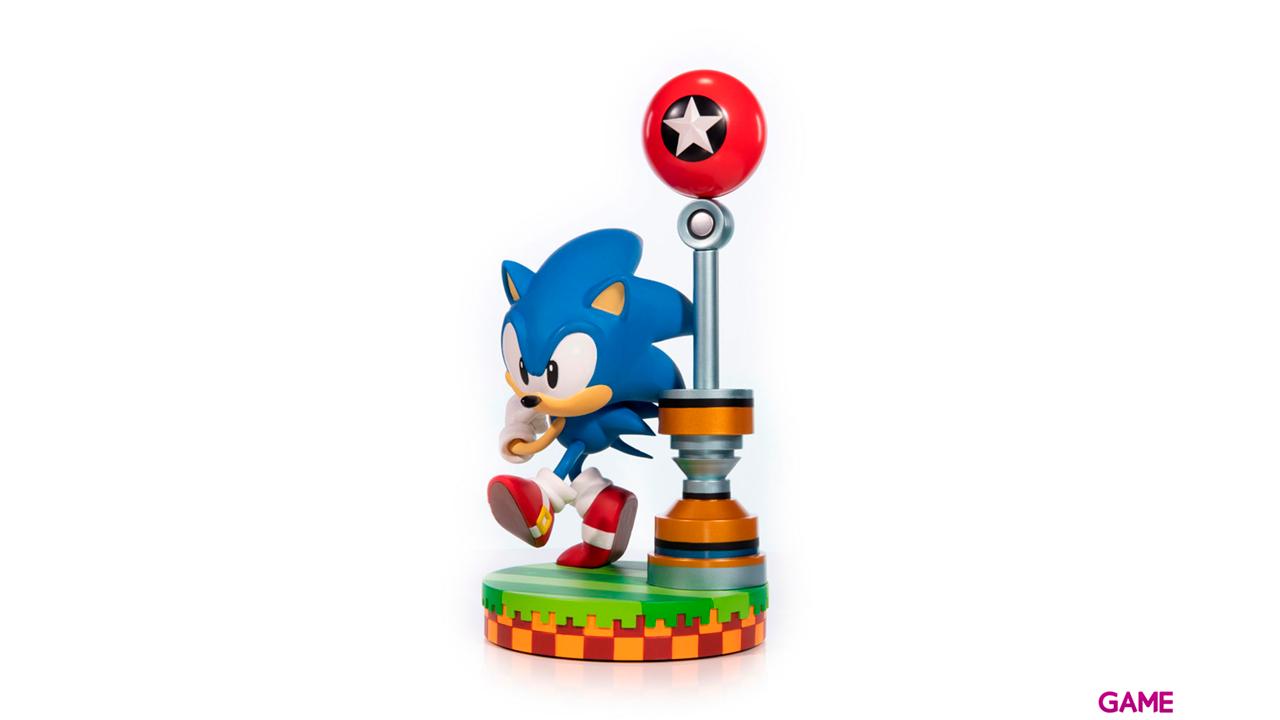 Estatua Sonic The Hedgehog PVC 28 cm