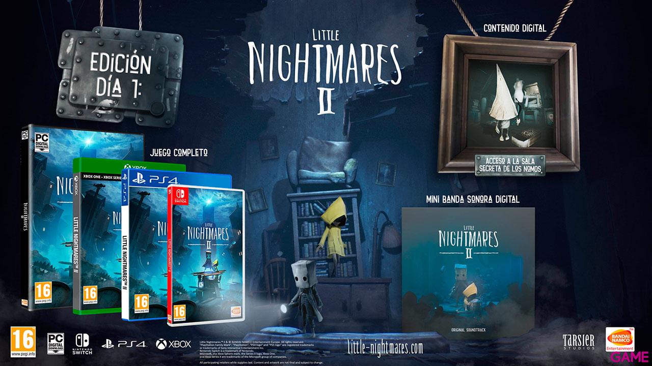 Little Nightmares II Day One Ed