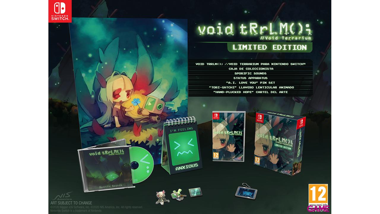 Void Terrarium Limited Edition