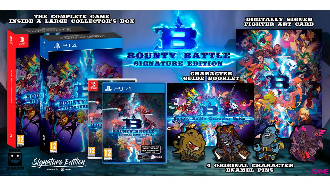 Bounty Battle Signature Edition