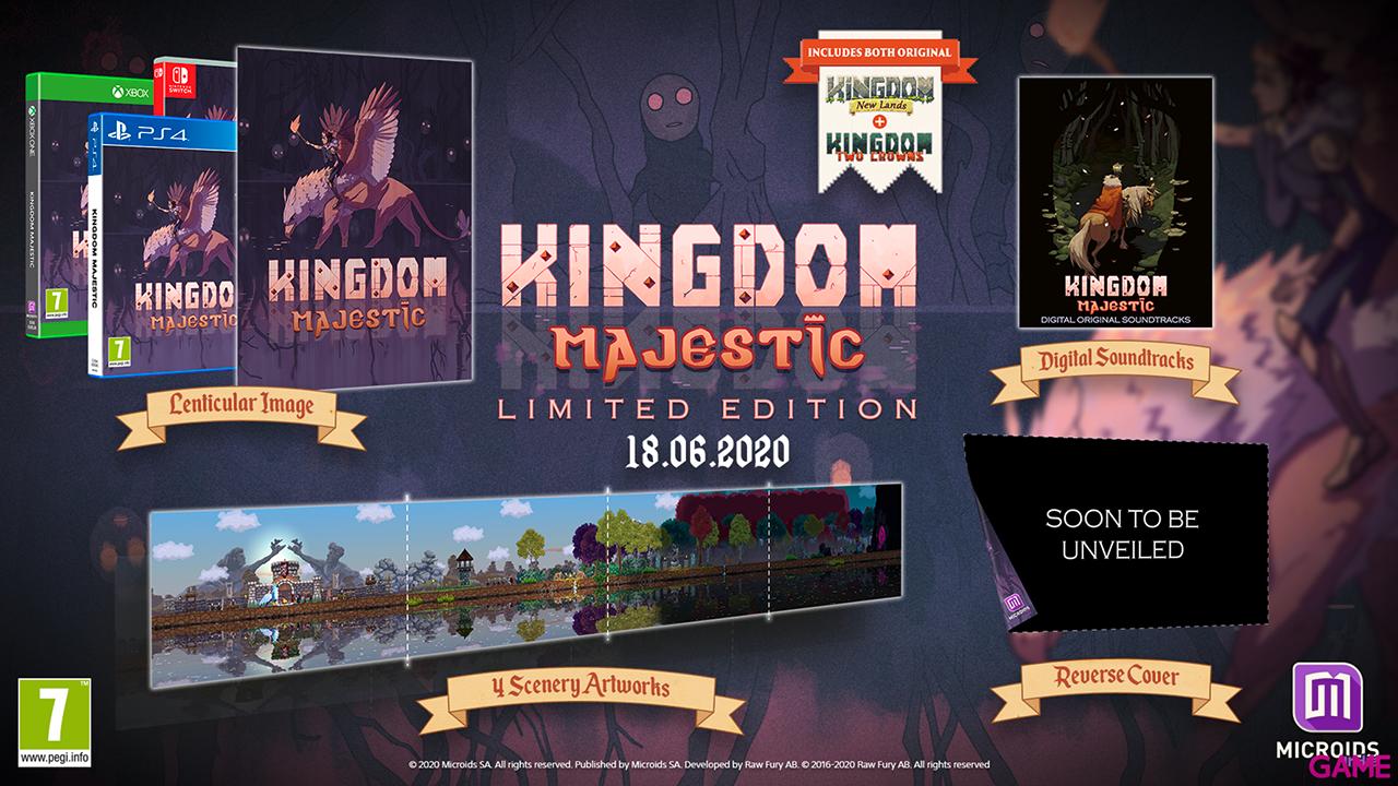 Kingdom Majestic Limited Edition
