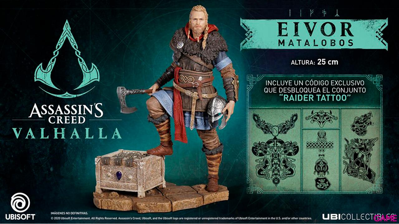 Figura Assassin's Creed  Valhalla