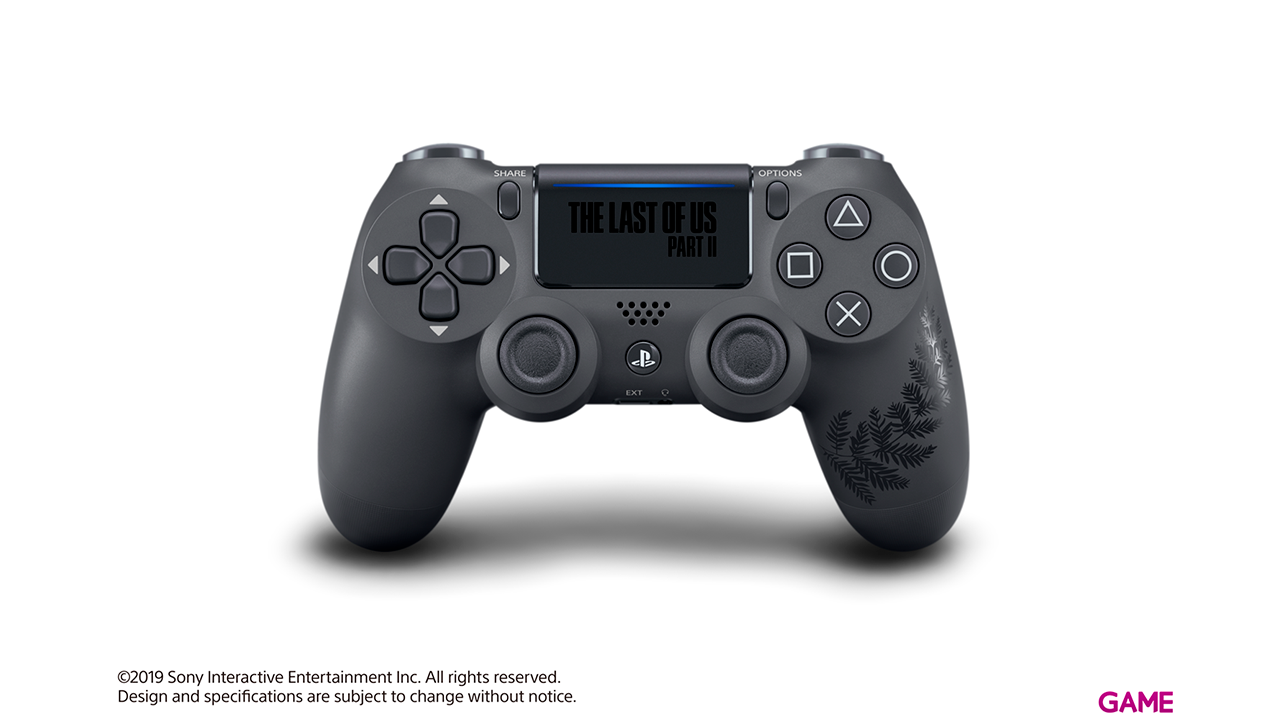 Controller Sony Dualshock 4 The Last of Us Parte II