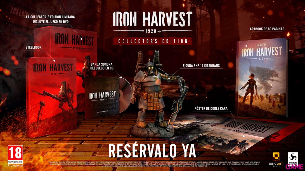 Iron Harvest - Edición Coleccionista