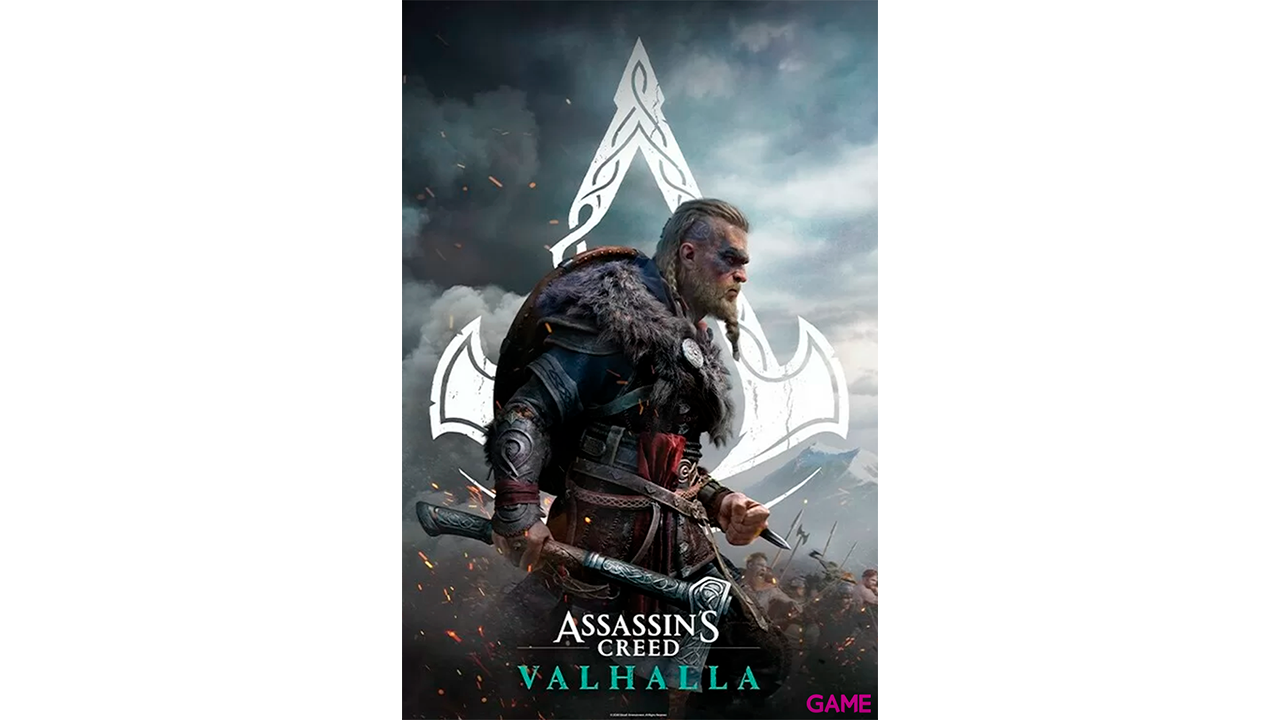 Poster Assassin´s Creed Valhalla