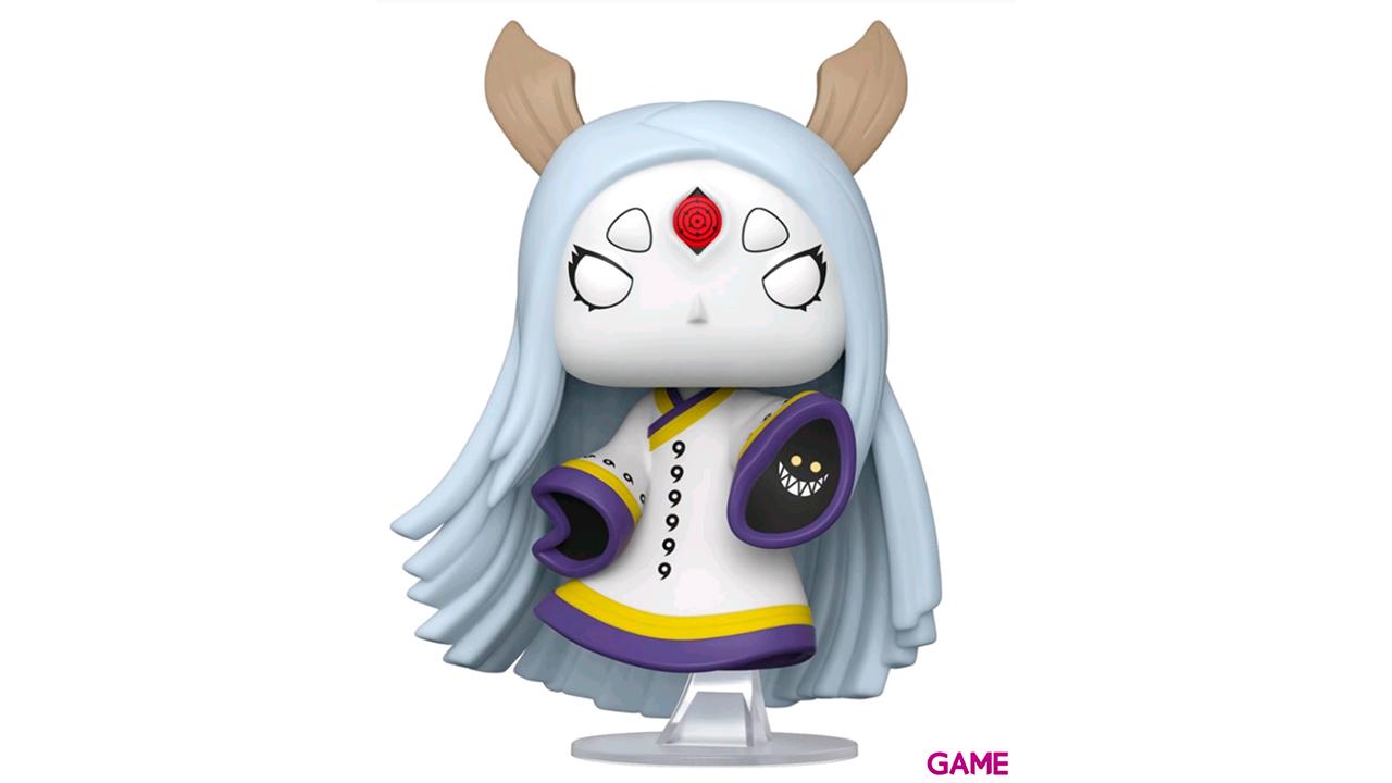 Figura Pop Naruto Kaguya Otsutsuki Ed. Especial SDCC 2020