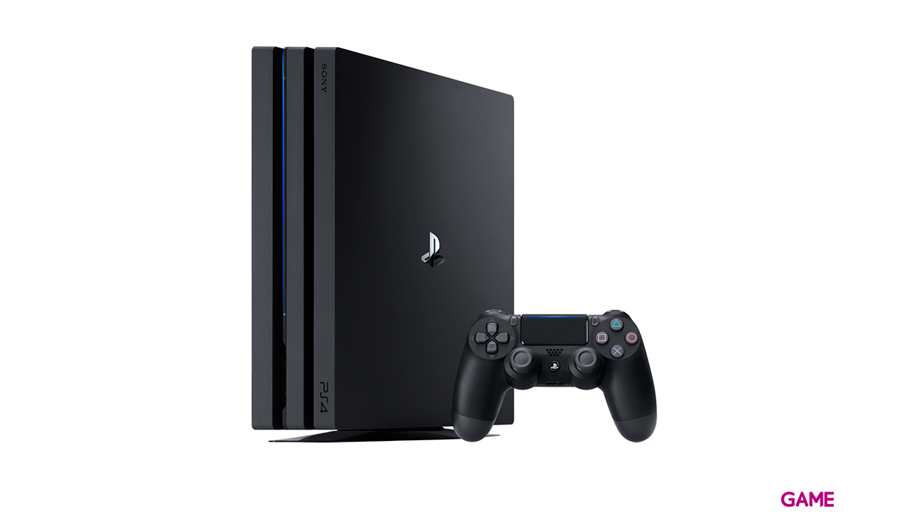 Playstation 4 Pro 1Tb + Ghost of Tsushima