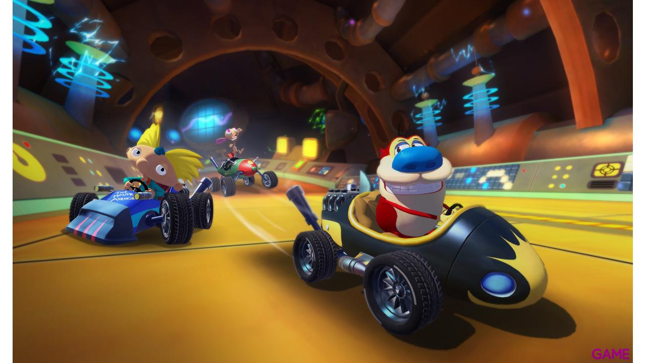 Nickelodeon Kart Racers 2 Grand Prix