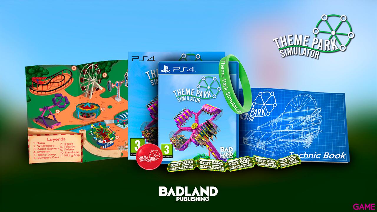 Theme Park Simulator Collector´s Edition