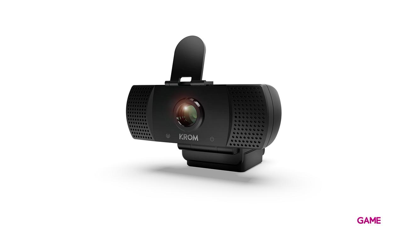 KROM KAM 1080p - WebCam