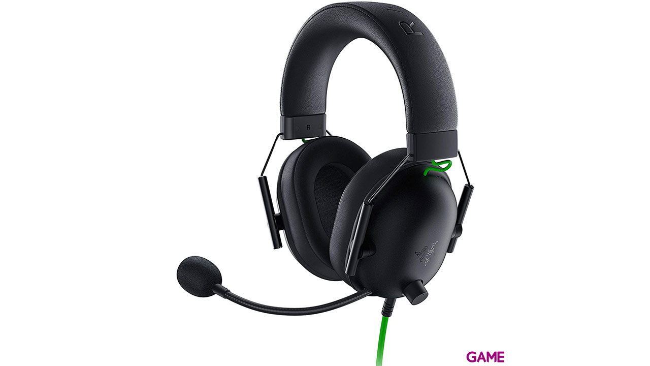 Razer BlackShark V2 X 7.1 PC-PS4-XONE-SWITCH-MOVIL - Auriculares Gaming
