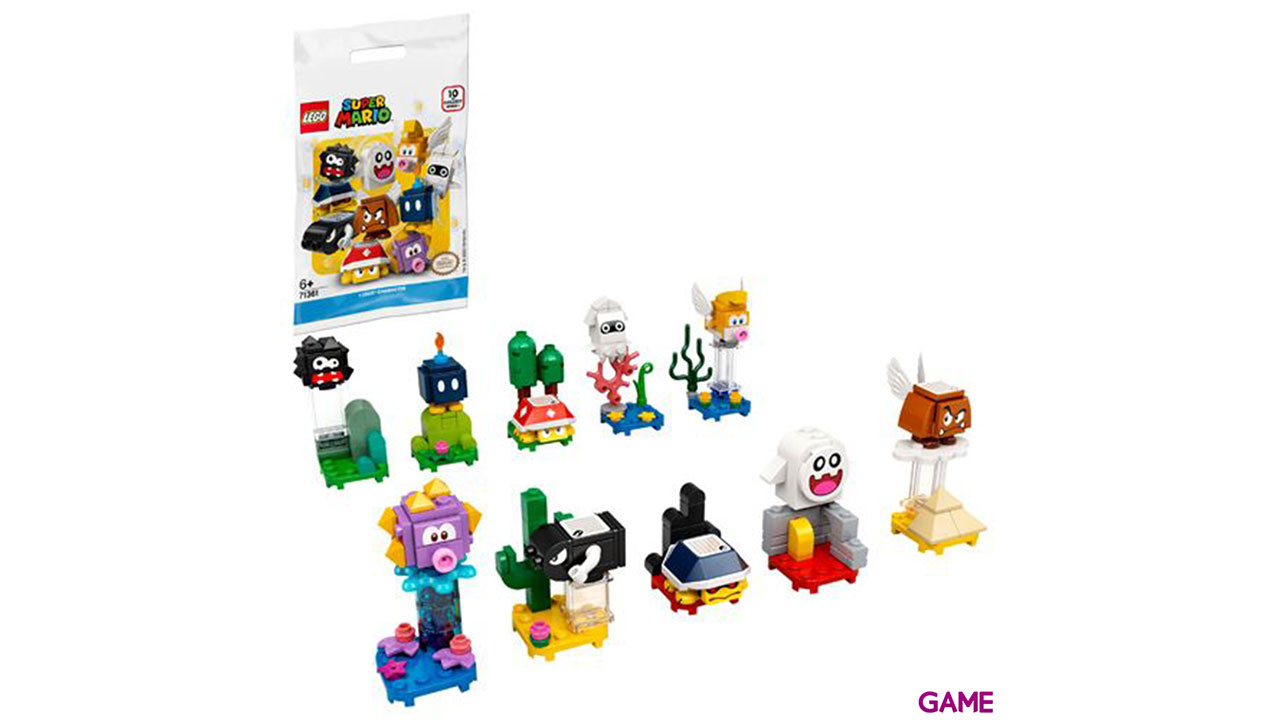 LEGO Super Mario Packs de Personajes