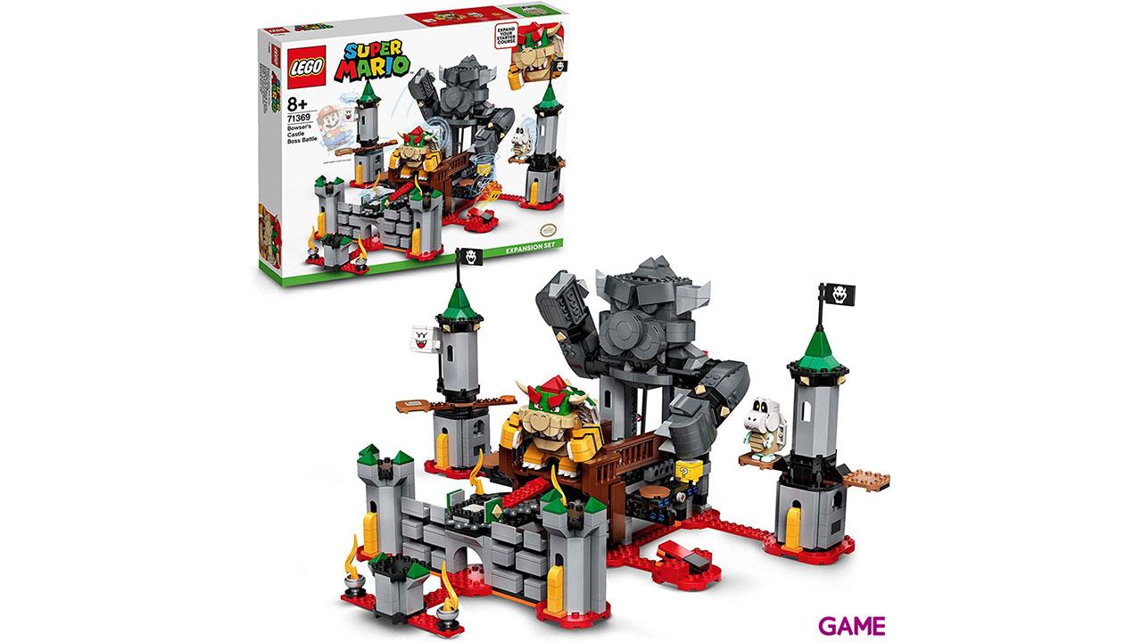 LEGO Super Mario Set de Expansión: Batalla final en el Castillo de Bowser