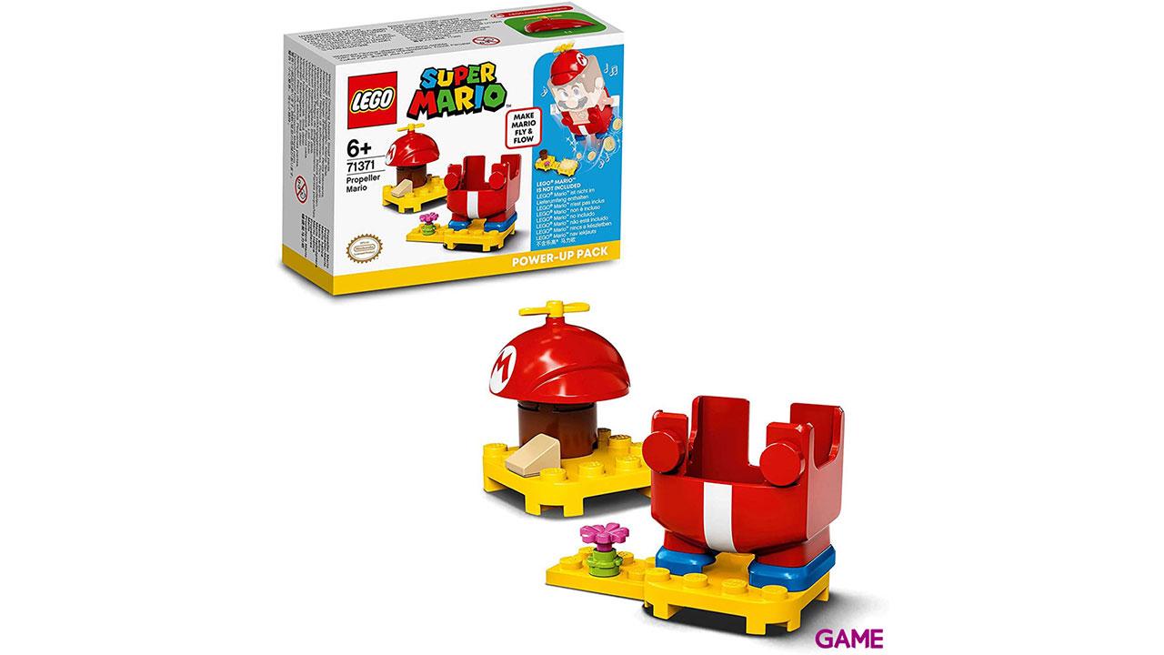 LEGO Super Mario Pack Potenciador: Mario Helicóptero