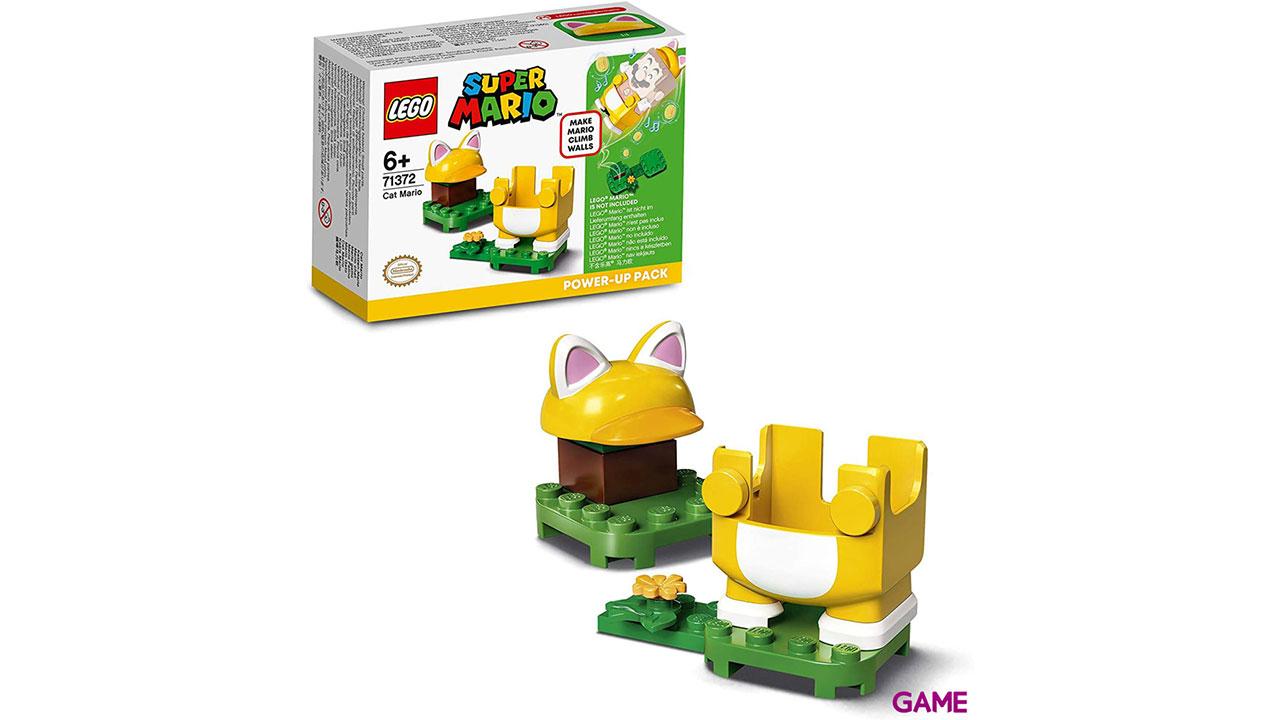LEGO Super Mario Pack Potenciador: Mario Felino