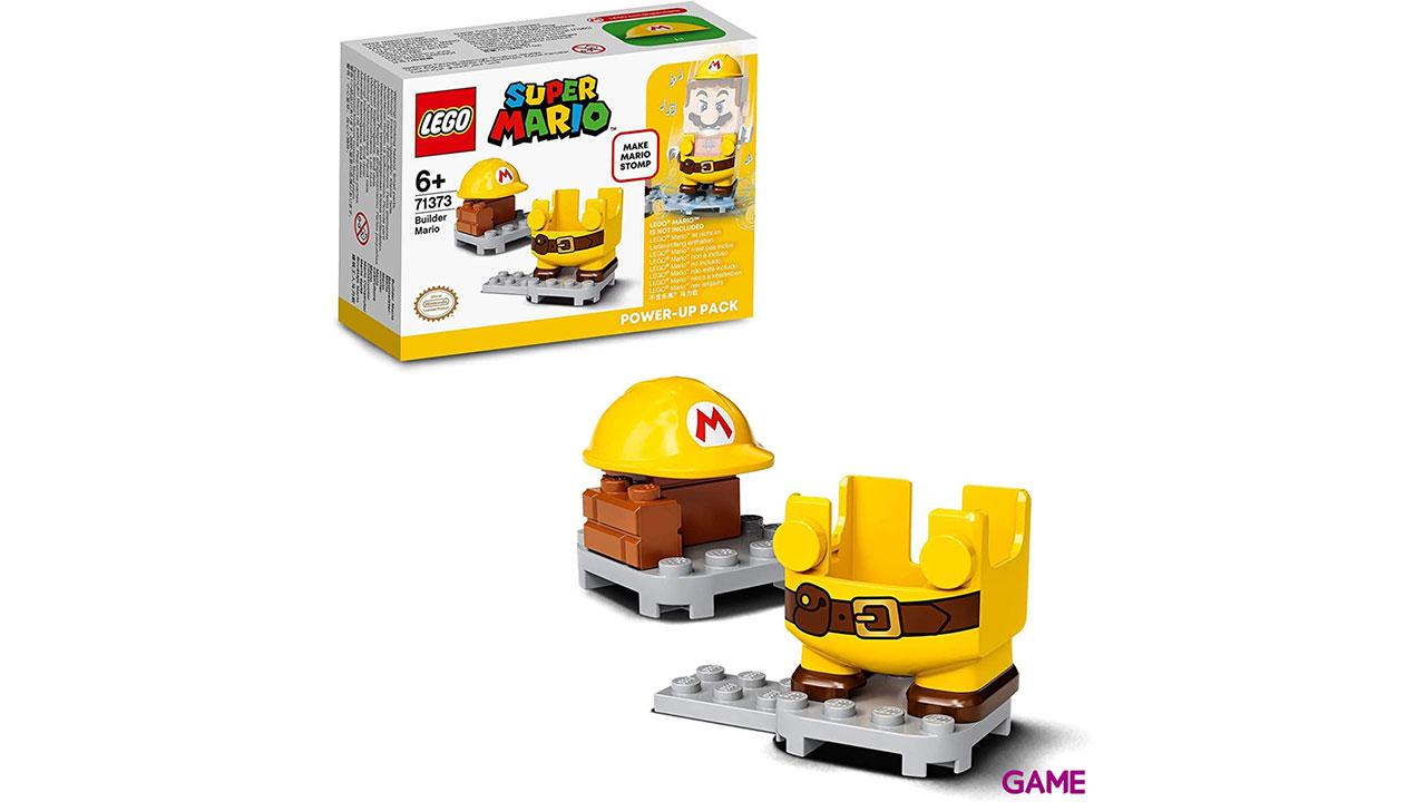 LEGO Super Mario Pack Potenciador: Mario Constructor