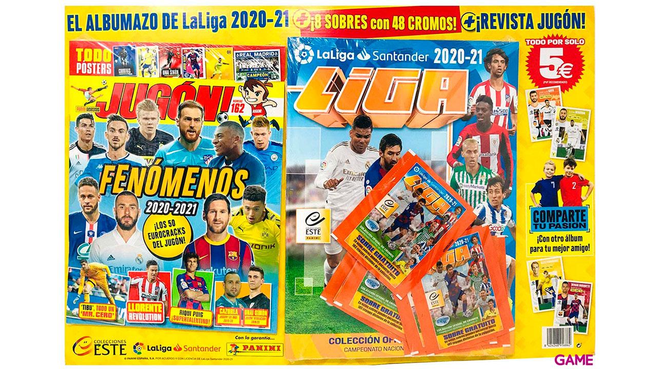 Pack de Inicio Liga 2020-2021