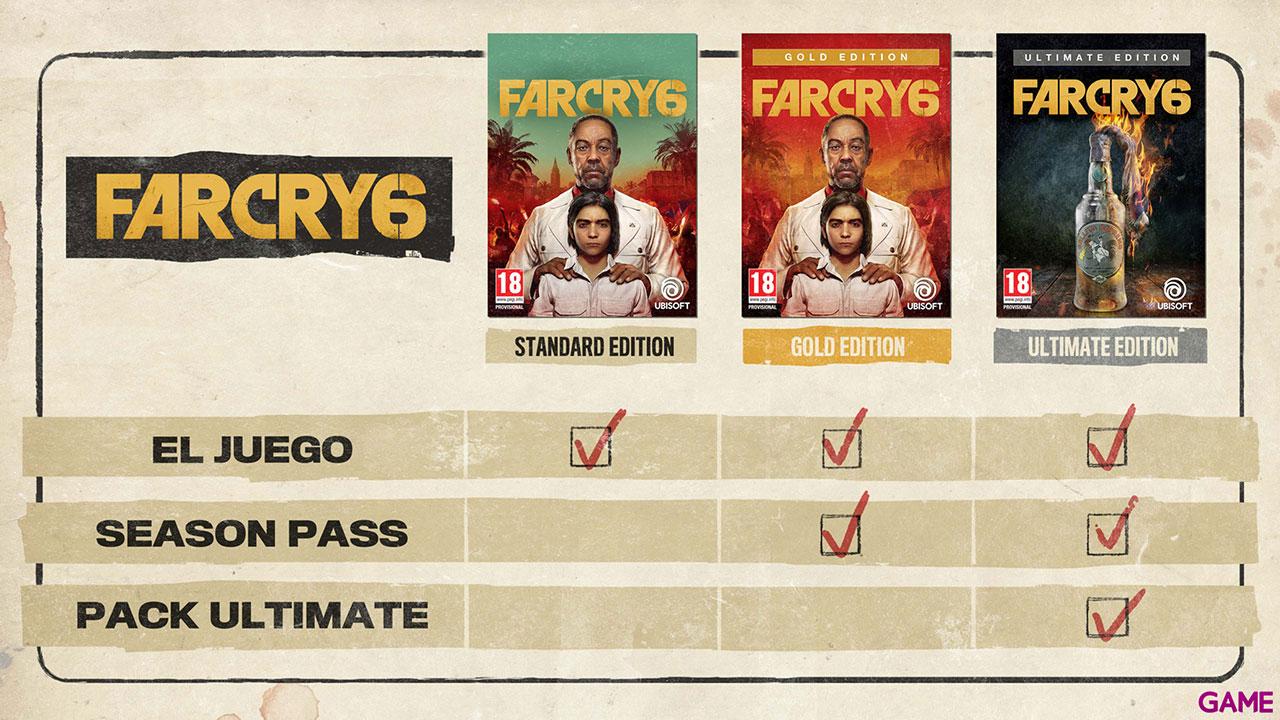 Far Cry 6 Gold