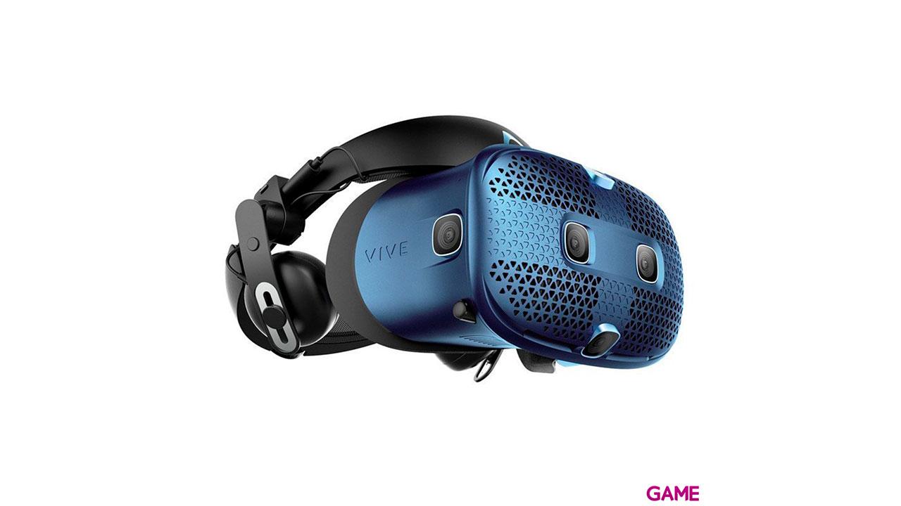 HTC Vive Cosmos Full Kit Nueva Version - Gafas de Realidad Virtual