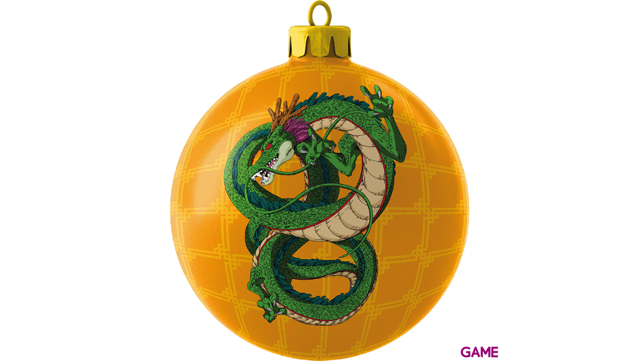 Bola de Navidad Dragon Ball: Shenron