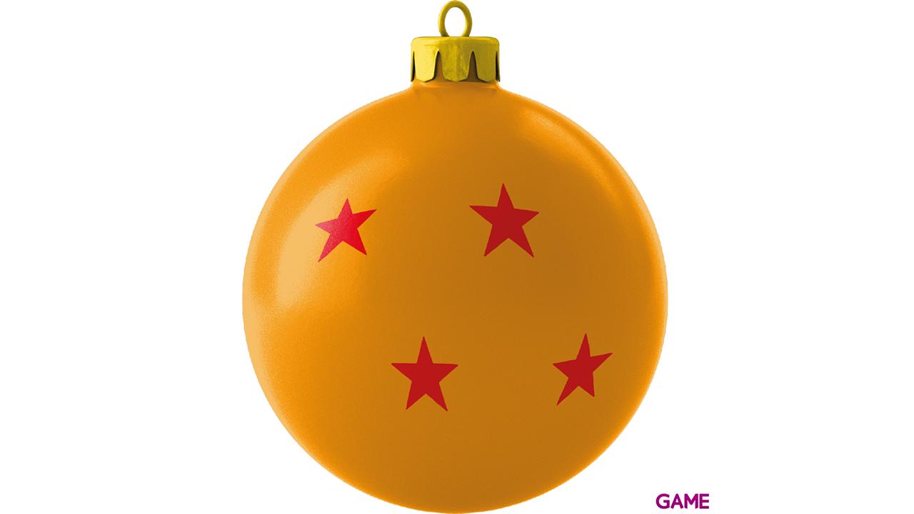 Bola de Navidad Dragon Ball: Bola de 4 Estrellas