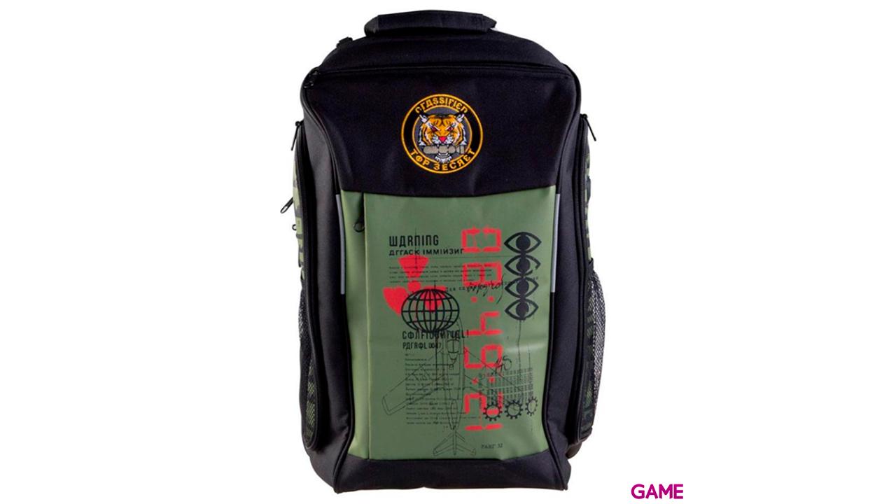 Mochila Call of Duty Cold War: Tiger Badge