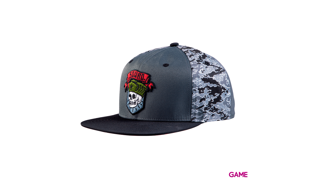 Gorra Call of Duty Cold War: Squad