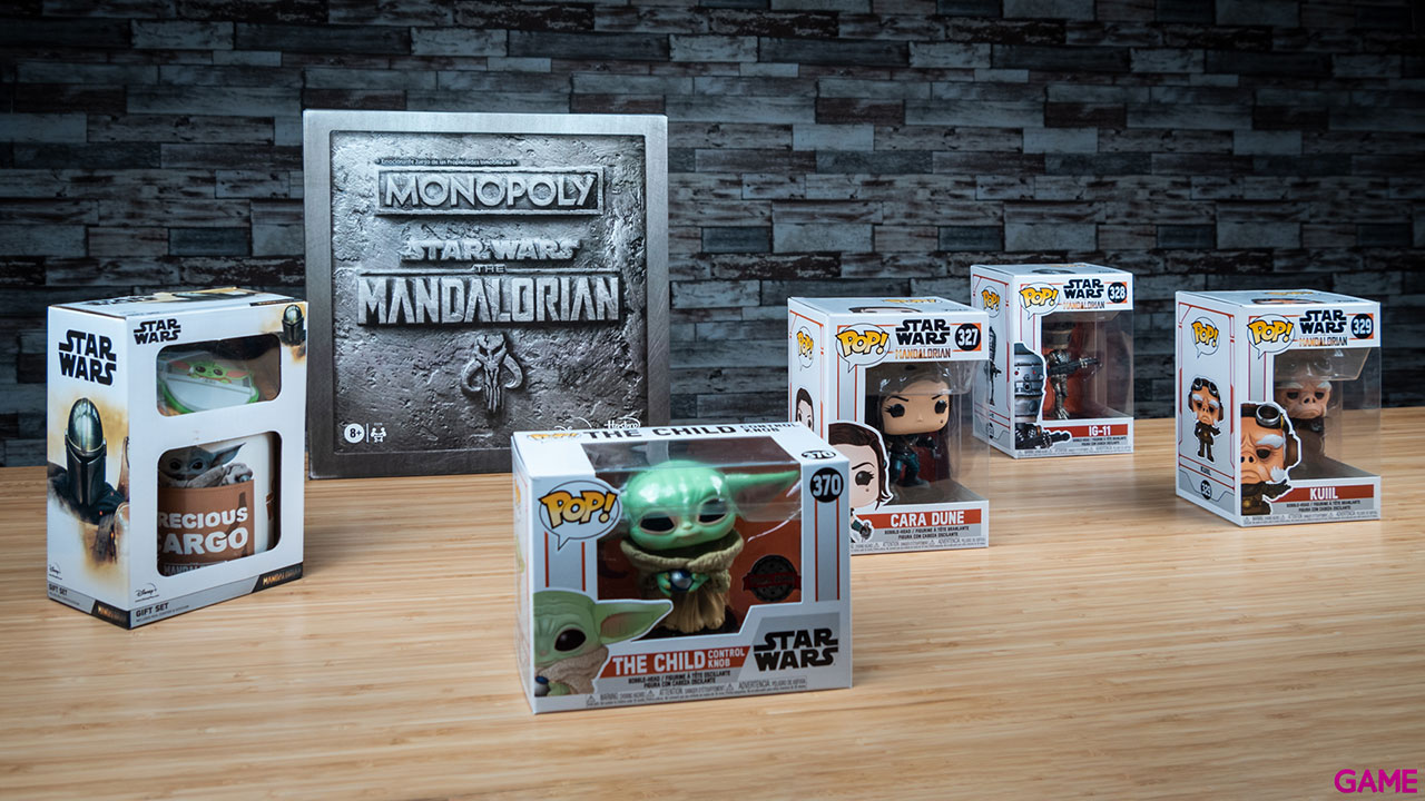 Monopoly The Mandalorian