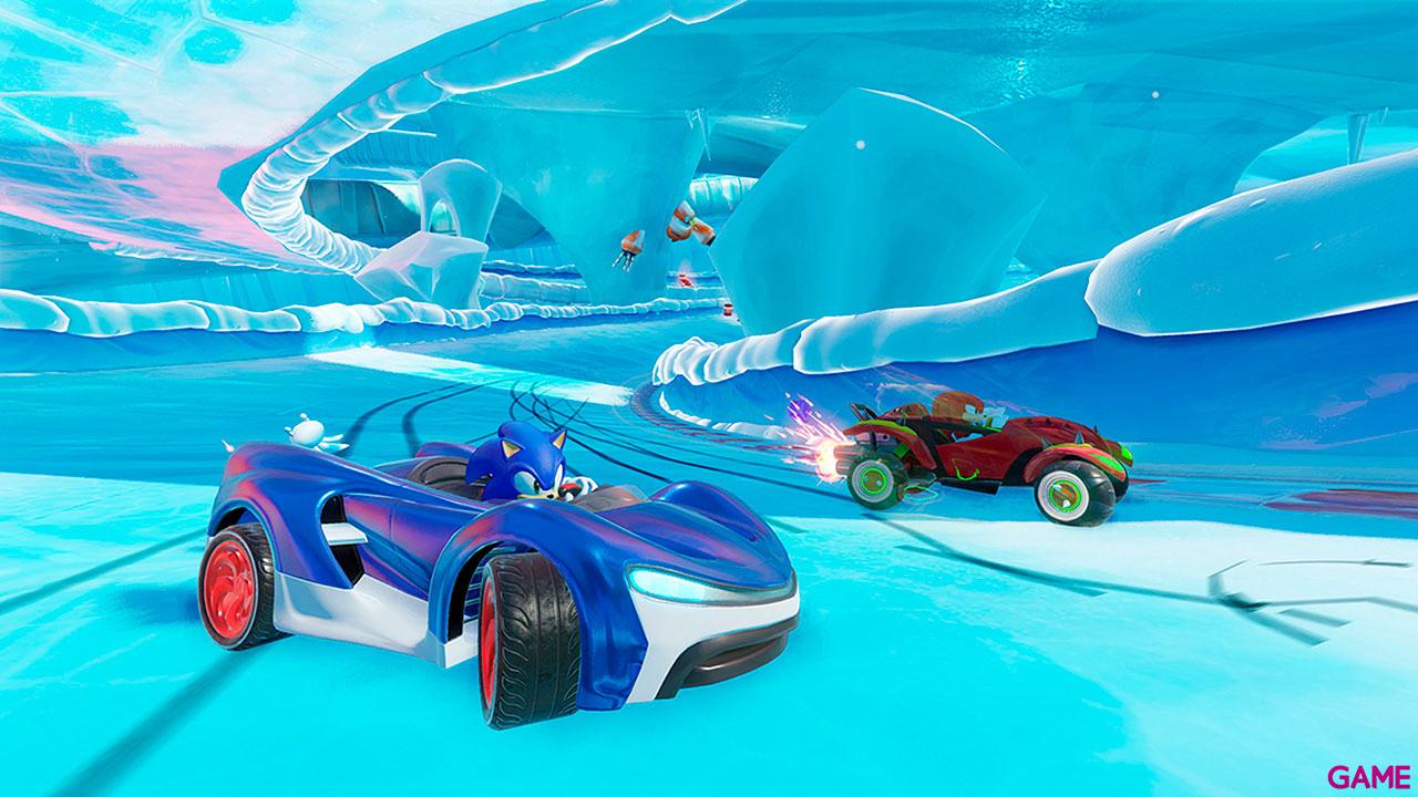 Team Sonic Racing - CIAB
