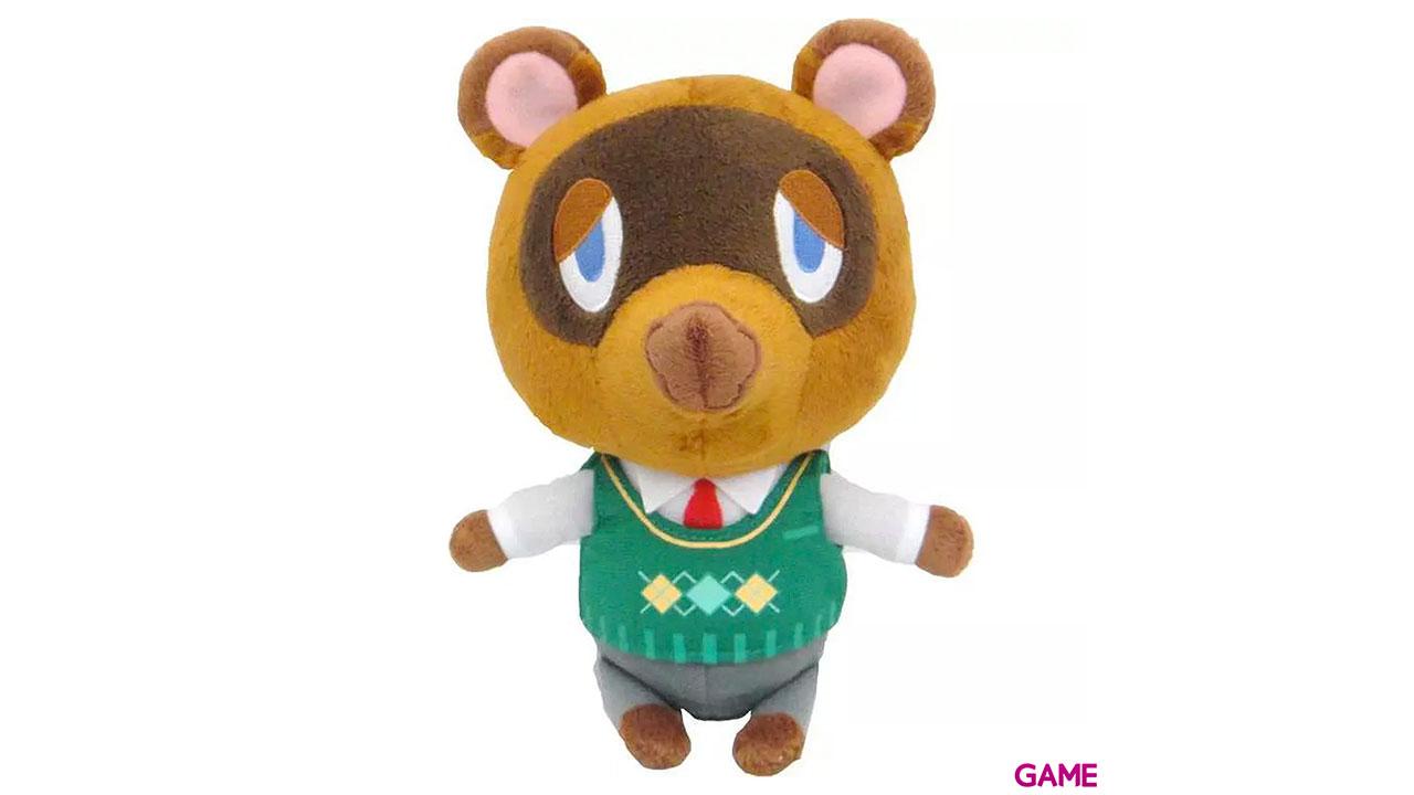 Peluche Animal Crossing: Tom Nook 20cms