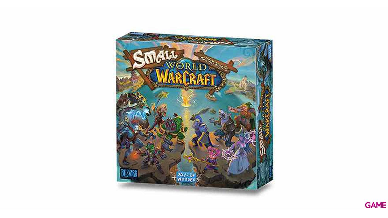 Juego de Mesa Small World of Warcraft