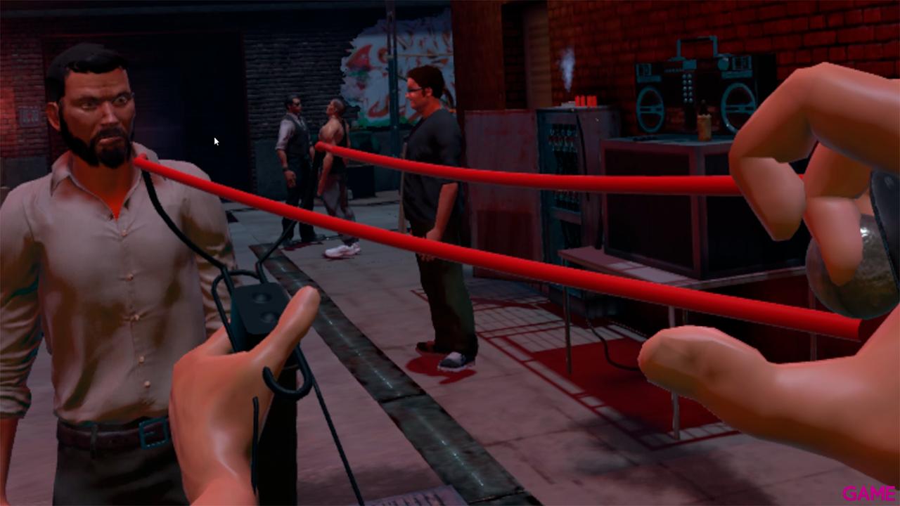 DrunknBar Fight VR