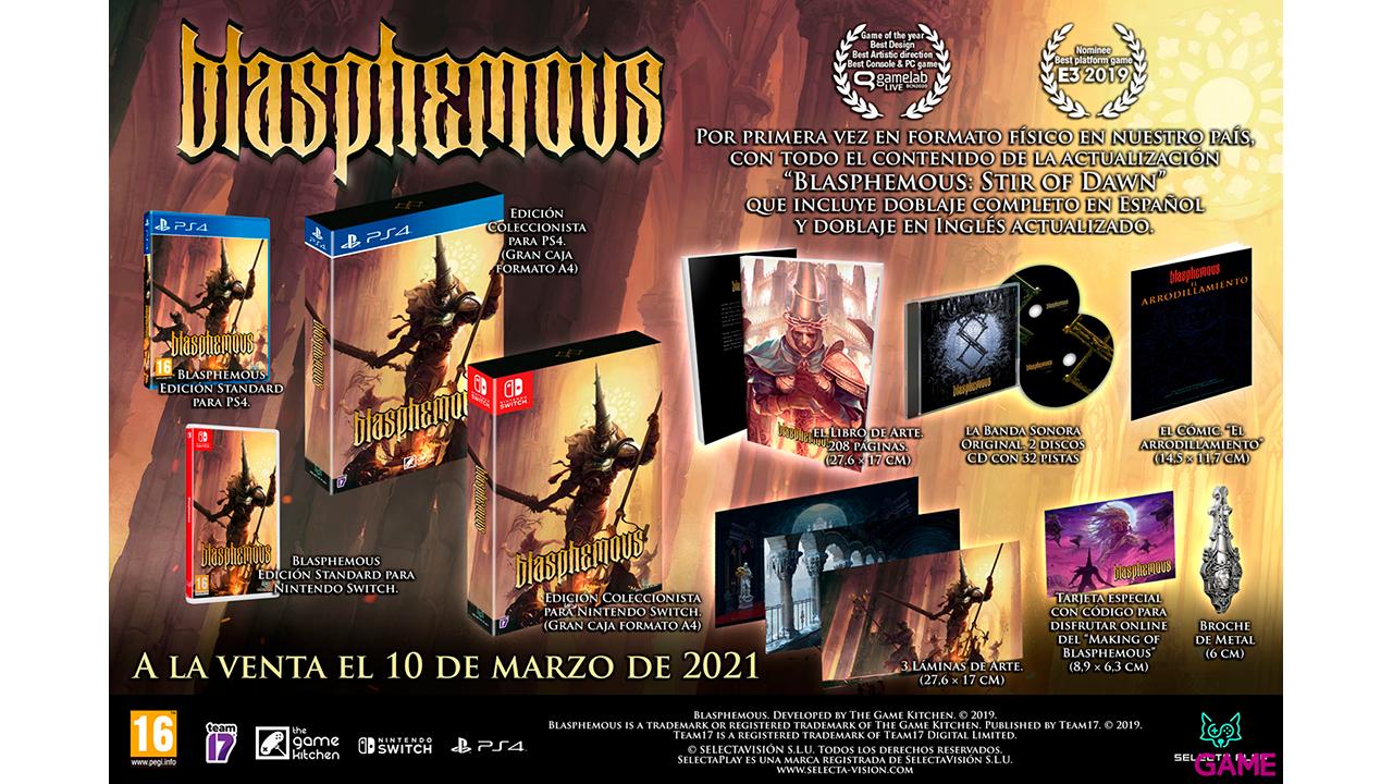 Blasphemous - Edición Coleccionista