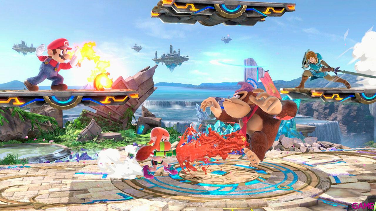 Super Smash Bros Ultimate - Steve & Alex Challenger Pack NSW