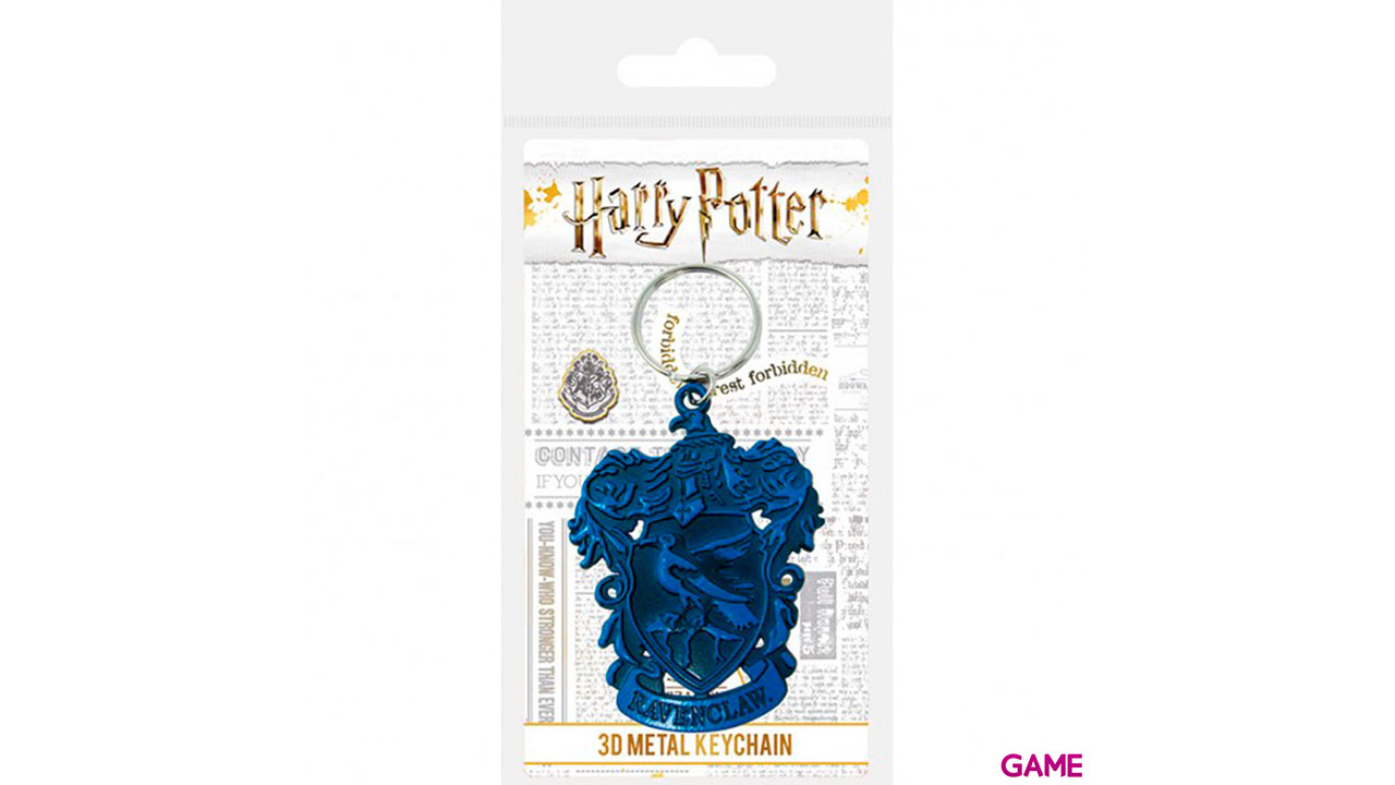 Llavero de Metal Harry Potter: Ravenclaw