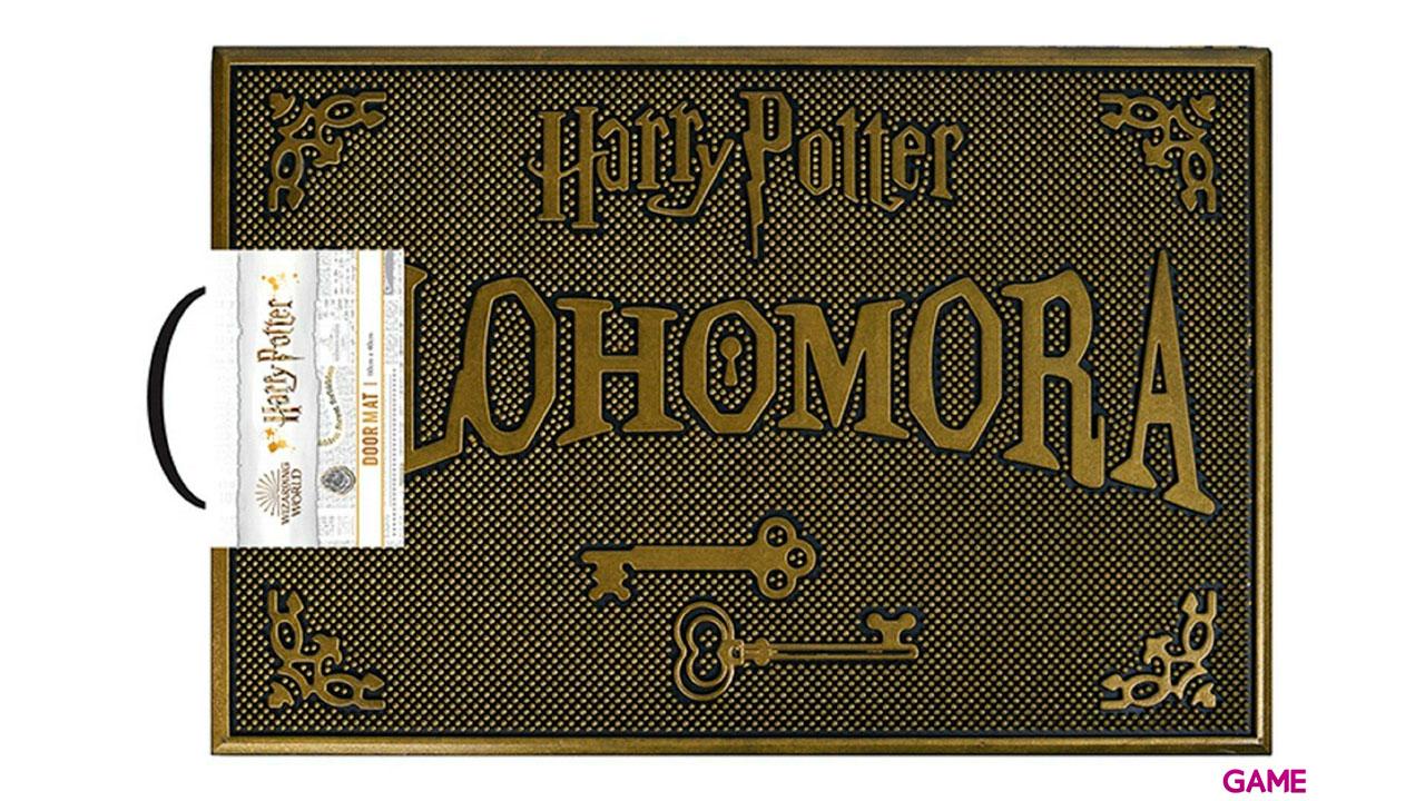 Felpudo de Goma Harry Potter: Alohomora
