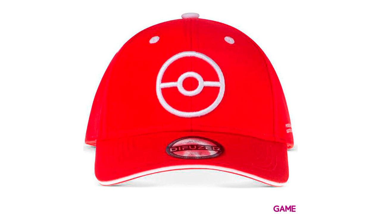 Gorra Pokemon: Trainer Tech