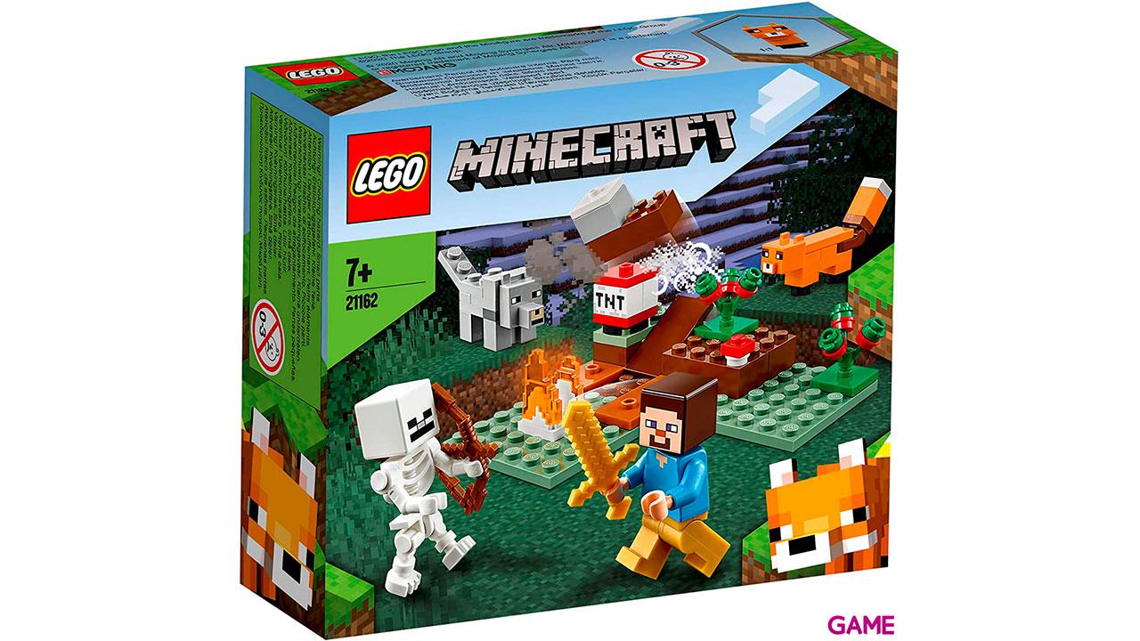 LEGO Minecraft: La Aventura en la Taiga