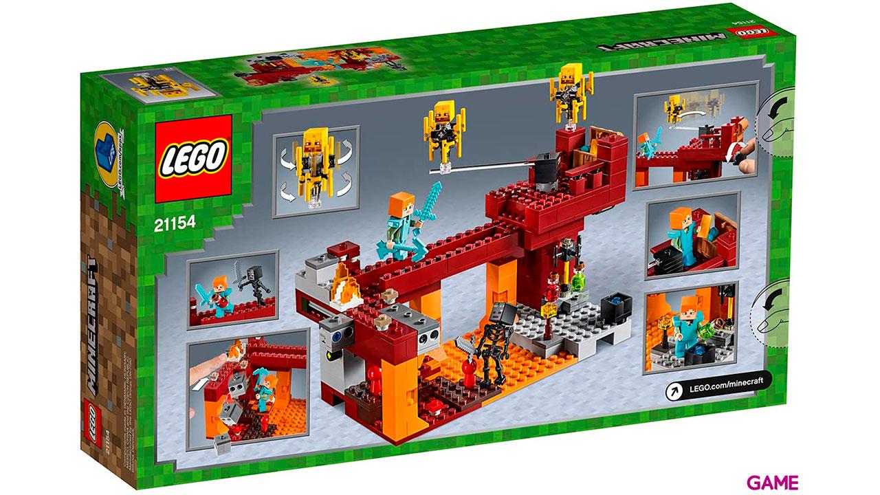 LEGO Minecraft: El Puente del Blaze